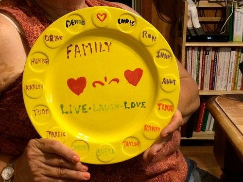 Family Plate