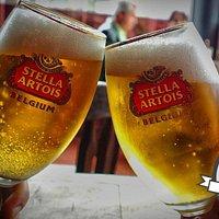 Stella Artois en Barbagianni