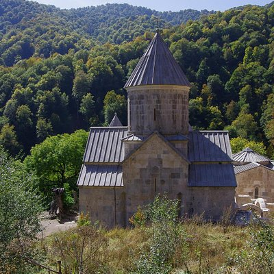 5.Монастырь Макараванк