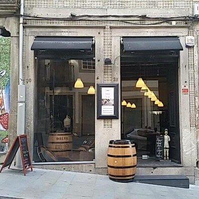 Le lieu idéal pour découvrir le vin de Porto.