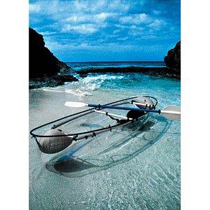 Explor'Aqua Clear Kayak