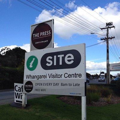 Whangarei iSite