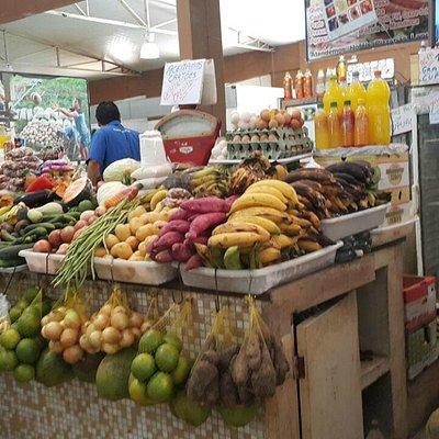 Interior do Mercado Central