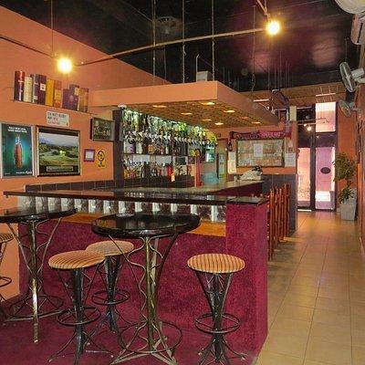 Area 10 Branch Bar.