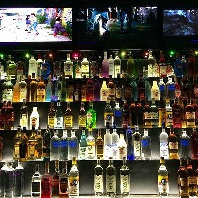 Bar da Lux Lounge / Qube Club