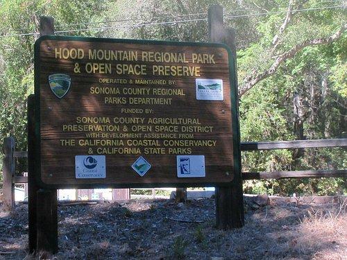 Hood Mountain Regional Park, Santa Rosa, Ca