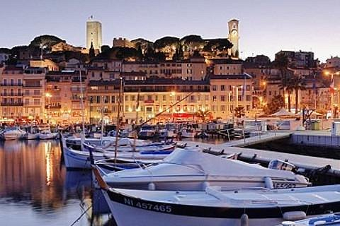 Enjoy Cannes in a small, personable tour!