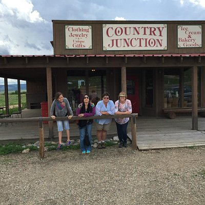 Great Country Store in Centennial, Hitch Your Horse and Go In
