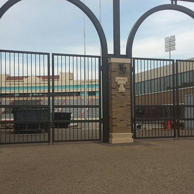 Jones AT&T Stadium @ Texas Tech University