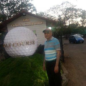 Club entrance