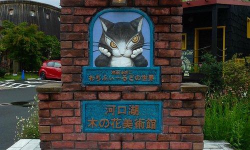 มาถึงแล้วค่ะ  Museum of DAYAN The Cat
