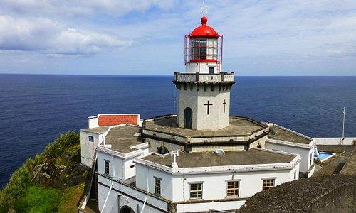 Farol do Arnel Lighthouse