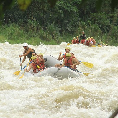 Adrenaline Rush on Reventazon River