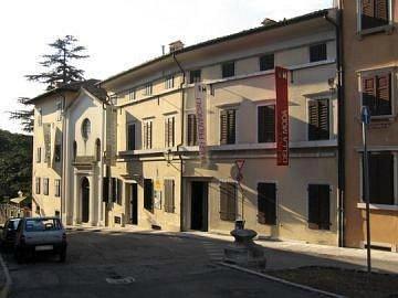 Musei Provinciali di Gorizia - sede di Borgo Castello