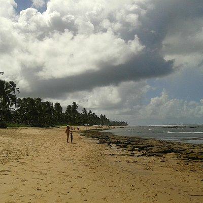 Praia Pedra do Chapéu