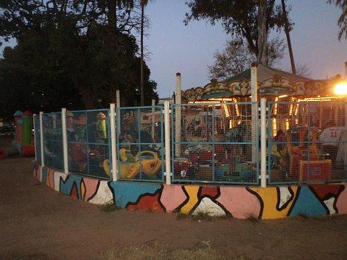 calesita parque saavedra
