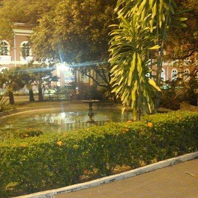 Praça Heliodoro Balbi.                                                 Bom passeio.