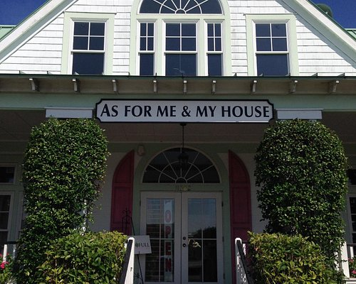 As For Me & My House Pawleys Island, SC