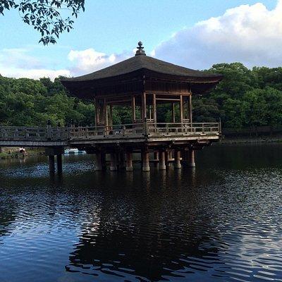 奈良市内で最も癒やされる秘境。