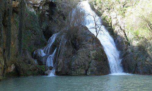 Waterfalls near Hotnitsa Village