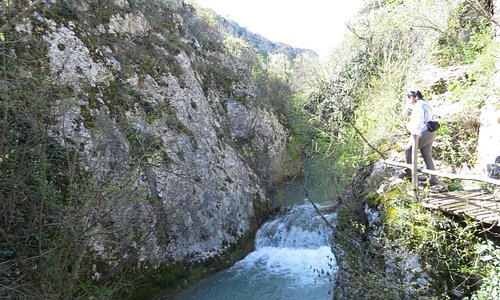 Bohot river near Hotnitsa village