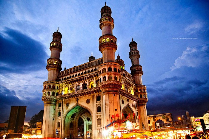 Charminar landmark has become a global icon of Hyderabad