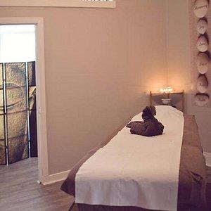 lovely treatment room