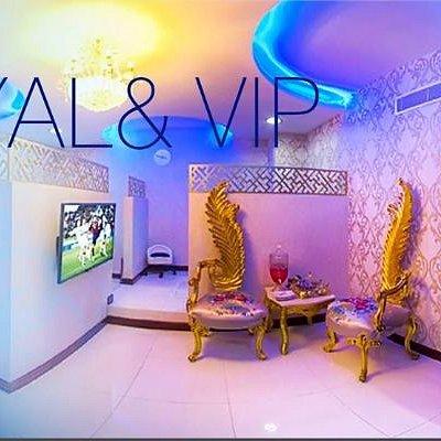 VIP and Royal Package at Silvio Saloon