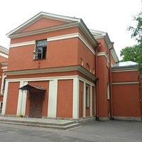 Храм при госпитале