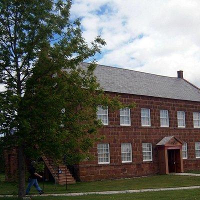 Bank / Museum building