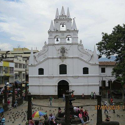 Facade, Iglesia de la Vera Cruz
