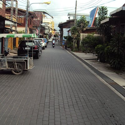 Rayong Old Town