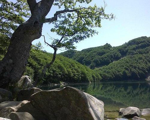 Riva del Lago Santo