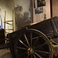 Museo diffuso del Vino - Prima sala - Monte Porzio Catone