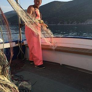 Paolo il pescatore !!