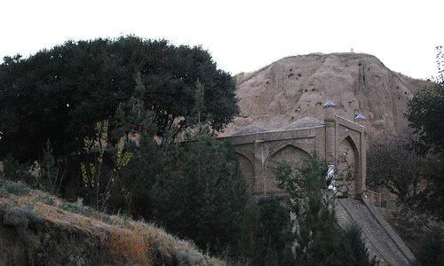 Túmulo do Profeta Daniel - Samarcanda, Uzbequistão