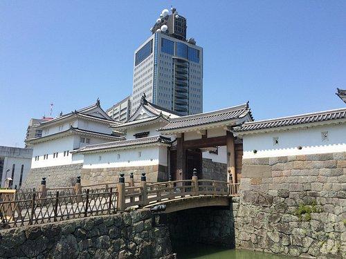 県庁別館21階展望ロビー