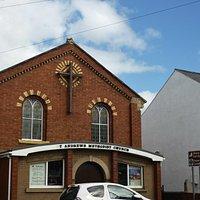 St. Andrew's Methodist Church, Connah's Quay