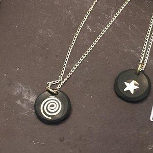 Cute pendants.