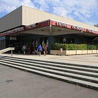 Centre Sportif des Vernets