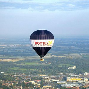 Our homes24 Balloon!