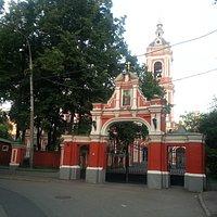 Храм Преподобного Пимена