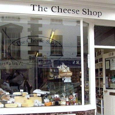 Cheese Shop, Louth