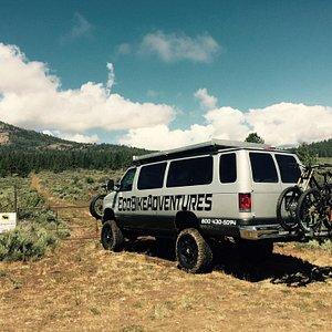 Electric Mountain Bike Adventures!