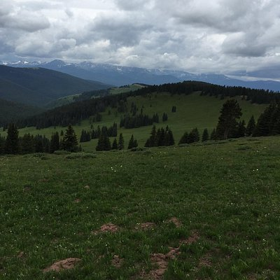 Shrine Mountain Trail