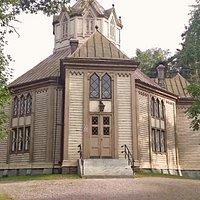 Church of Ruotsinpyhtaa, Stromfors Ruukki area