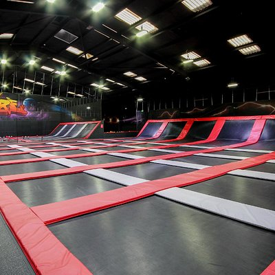 The Main Open Jump Arena