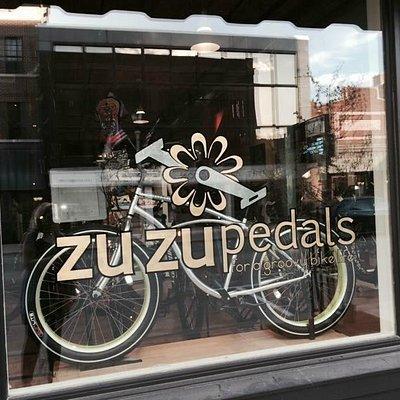 A Full Service Bike Shop