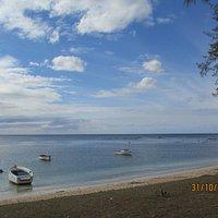 Pointe aux Piments beach