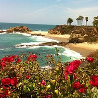 Beach Area in Newport Beach